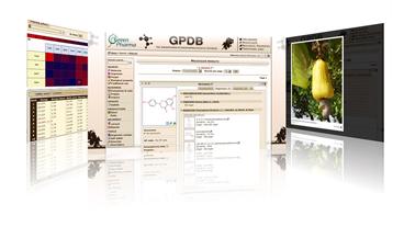 GPDB: Base de donnée de molécules naturelles